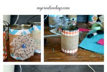 CRAFTS - DIY May Day Basket Ideas / Ideas for creating easy DIY May Day Baskets to share with friends and neighbors
