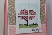 Happy Hearth & Home Stampin Up! / Stampin Up!, stamping, crafts, birthday, all occasion