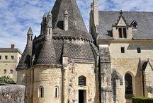 L'Abbaye Royale de Fontevraud vue par ses visiteurs