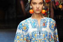 Fashion - desfiles e campanhas