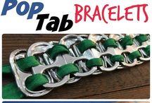 soda tab crafts for kidsölkapsyler