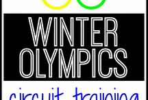 Olympics for the Classroom / by Cynthia Carlson