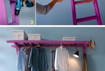 Ladder ideas / Awesome ladder DIY