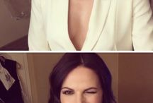 Lana / you are where you need to be, just take a deep breath  Lana Parrilla