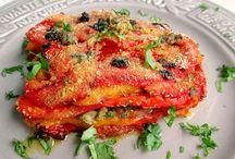 Cucina creativa, carne - pesce
