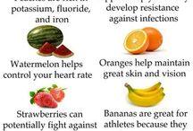 Healthy Foods / by Mariana Seabra