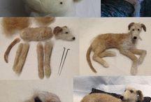 filcowy pies