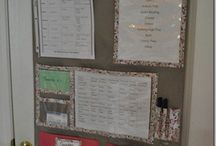 Organizing, Storage and Planning / Ways to stay organized and efficient. / by Mesha Desmond