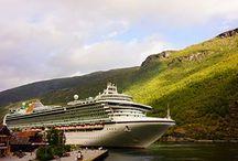 #FIORDOS NORUEGOS / Belleza sin igual. Los fiordos noruegos.
