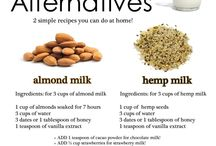 Healthy alternatives ( also for allergies)