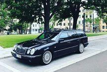 Mercedes w210 WGON
