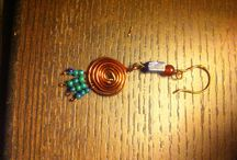 Za Beads / Experiments with wire