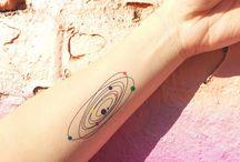 - Tatuagens