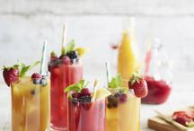 Cocktails/Pretty Drinks