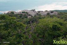 Sitios Arqueológicos de México