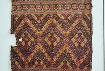 Ikat Borneo / Ceremonial Cloth From Borneo