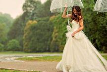 Raining Wedding Days