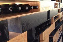 Furniture - Wine Display