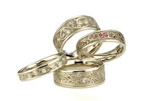 Anniversary Rings For Women / Continue your loving relationship with a symbol of commitment with these anniversary rings, each one custom made to the wishes of the couple.