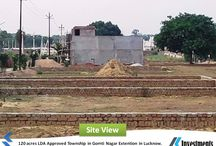 Plots in Lucknow on EMI Basis
