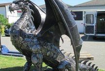 Dragons....so majestic