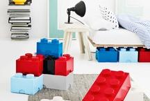 LEGO Storage & Lunch by ROOM COPENHAGEN