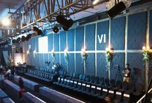 Sets / Seating Layout of Lakhme Fashion week 2014 at Palladium