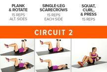 dumbell workouts