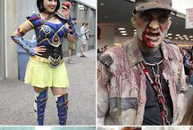 crazy for Cosplay