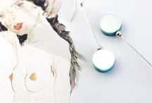 OLGA KABIE | jewelry / Creative handcrafted porcelain jewelry. All items are unique and available only from OLGA KABIE