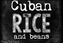 Cuban recipes