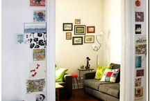 Decorating door and window frames