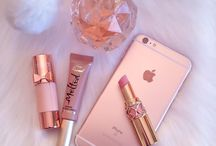Cute pink staff