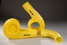 Rotomolding Projects / Rotomolding from Gregstrom mean plastic parts in a wide variety of shapes, sizes, textures, and colors with features such as undercuts, multiple walls, and molded-in hardware and graphics. http://gregstrom.com/services/rotational-molding/
