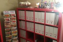 Comic book & Toy collecting