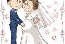 esküvői rajzok