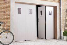Menuiseries extérieures : fenêtres, portes et portes de garage