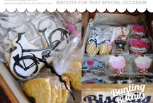 Biscuits / We create customised Bunting & Biscuits,