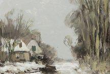 Lodewijk Franciscus Hendrik Apol (1850 — 1936, Dutch)