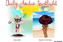 Daily Avatar Spotlight / Hey guys! Ever dreamed of having your avatar featured on the Gaia Online social media channels? Well now that dream is becoming a reality. We want to share your creative avatars to the world of social media! We are looking for the snazziest of avatars to feature on Facebook, Tumblr, Instagram, Pinterest, and Twitter! We will post our favorites on all of our social media channels for the Gaia Online Daily Avatar Spotlight!