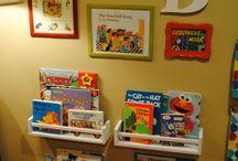 Kid Room Ideas / by Nikki Riley