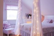Room Ideas / by Alicia Hooie