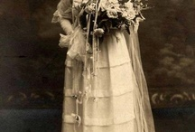 wedding gowns early 1900s
