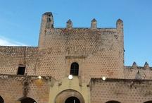 Valladolid, Yucatán México  / Pueblo Mágico fundada en 1543, la antigua Zací (Gavilán  Blanco en Maya) La Capital del Oriente Maya www.valladolid.travel / by Lidia Nava Turismo