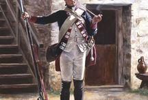 Revolutionary War Hessians