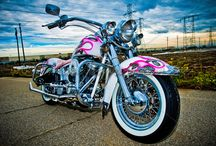 Motorcycles / by Melissa Powell