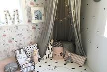 Kids corner & room