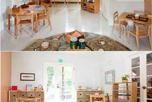 Home School Class Room Ideas