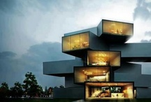 Unique Homes / Fun & unique homes from around the globe.  Very very interesting! :)