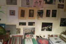 marcando territorios / tienda de arte